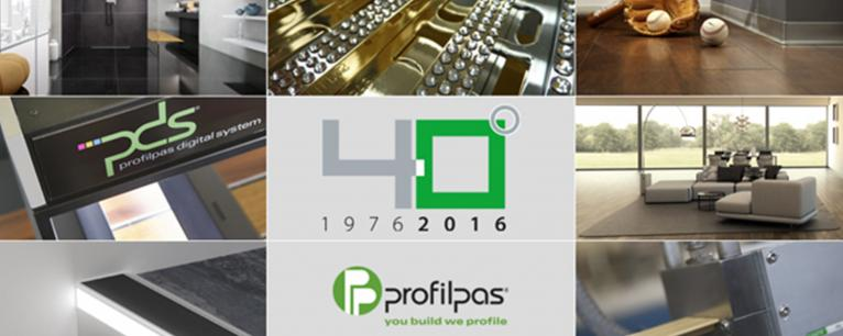 Profilpas, fourty years as a leader on the wings of innovation