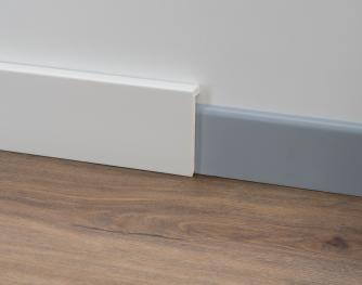 PVC skirting board - PVC Line 8614