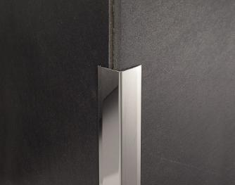 AISI 430 Stainless Steel Profiles - Procorner M - 80368