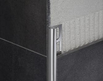 AISI 304 Stainless Steel Profiles - Cerfix Protrim - 82650