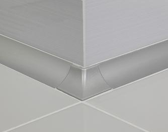 Aluminium Outside Corners - Cerfix Proround M - 83068