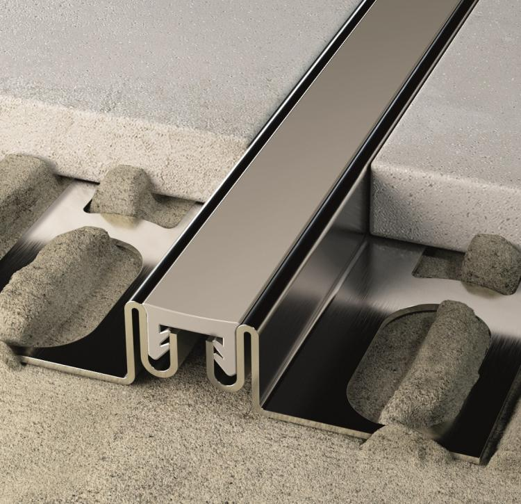 AISI 304 Stainless Steel Profiles - Cerfix Projoint Dil NIN