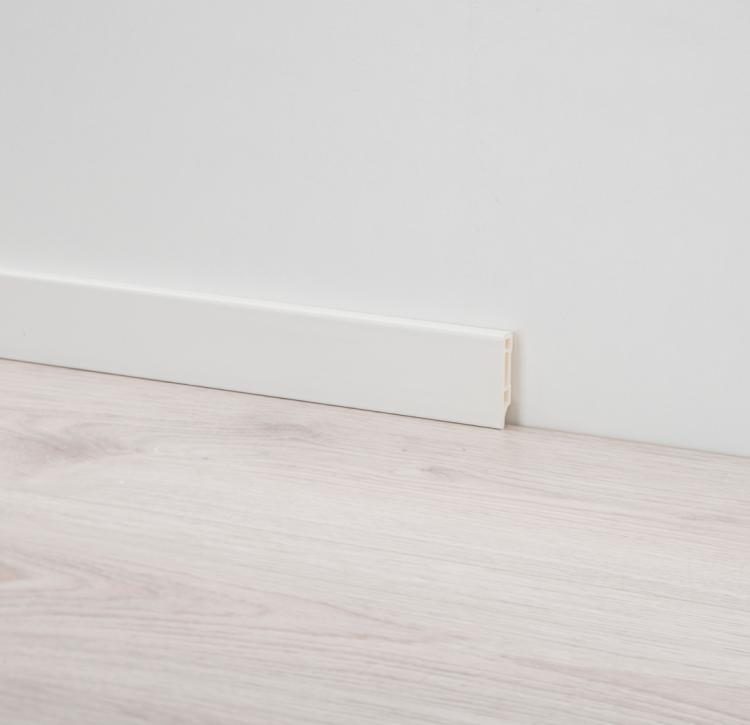 PVC skirting board - PVC Line 8612