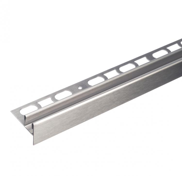 AISI 304 Stainless Steel Profiles - Glass Profile GPS7