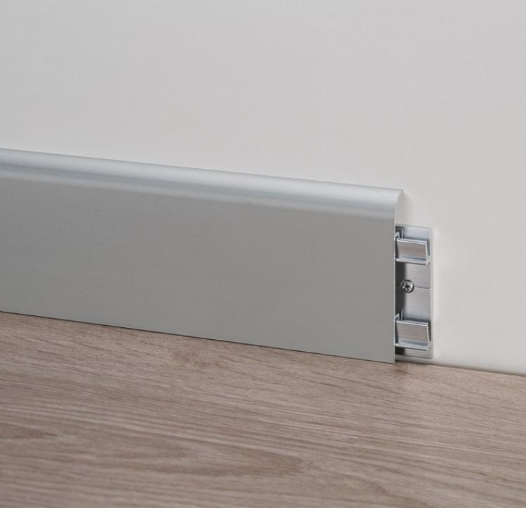 Metal Line 92 - Aluminum skirting board - 80663