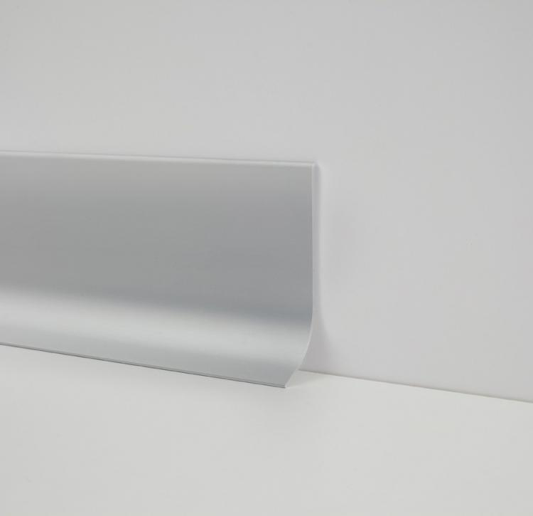 Aluminium Skirting Boards - Metal Line 91 - 80704