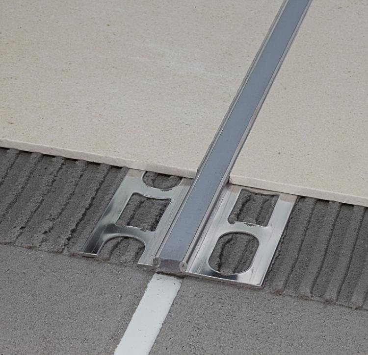 AISI 304 Stainless Steel Profiles - Cerfix Projoint Dil NTI/