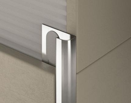 Cerfix Protrim N - AISI 304 Stainless Steel Profiles