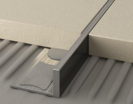 Cerfix Proangle B - Profiles for floors of same height