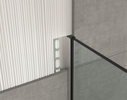 Glass Profiles GPS2/ - Stainless Steel Profiles