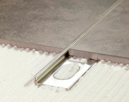 Cerfix Proangle - Profiles for low thicknesses