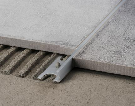 Aluminium Profiles - Cerfix Proangle - Profiles for floors of same height