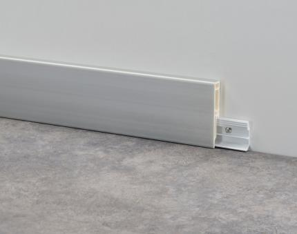 PVC skirting board - PVC Line 8613