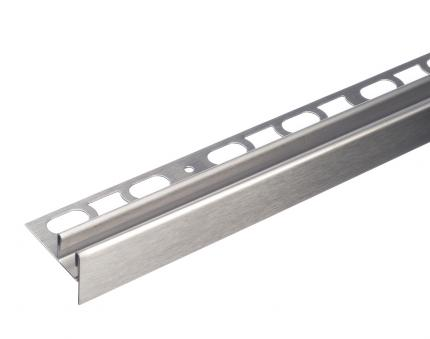 Glass Profile GPS7 - Stainless Steel Profiles