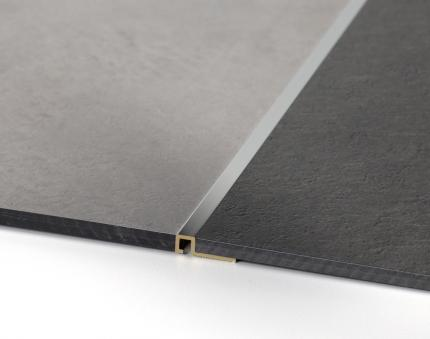 Chromium-plated brass profiles - Cerfix Proangle Q ZQKN