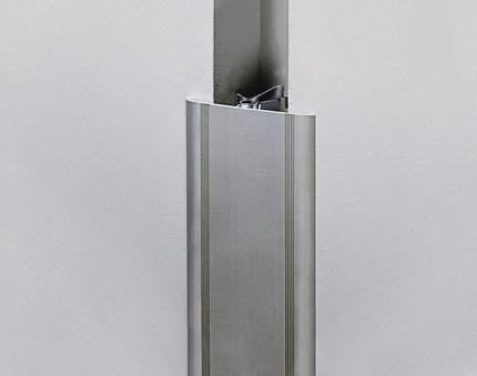 Precover Fix - Aluminium Profiles - 80200