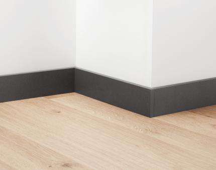Metal Line 89/613 - Aluminum skirting board - 80660