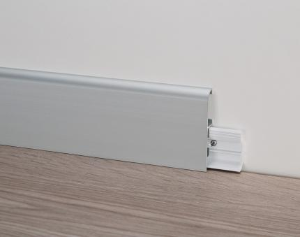 Metal Line 93 - Aluminum skirting board - 80664