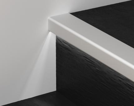 Aluminium Profiles - Prolight Prostep G/8/SF