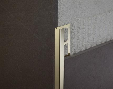 Cerfix Proangle Q - Brass Profiles - 82392