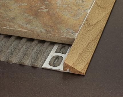 Pronivel Wood - Aluminium Profiles - 82486
