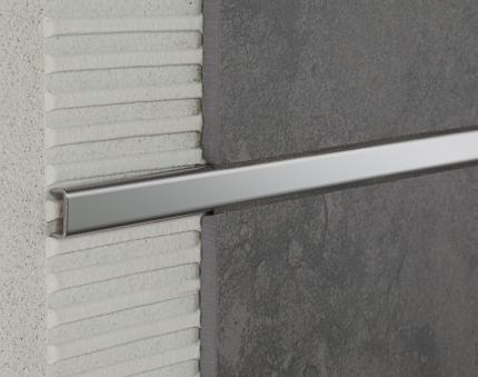Cerfix Prolist - AISI 304 Stainless Steel Profiles - 82958