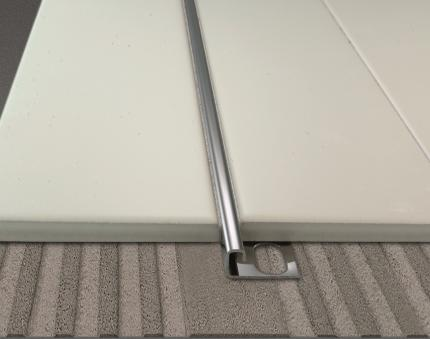 AISI 304 Stainless Steel Profiles - Cerfix Prodecor - 83747