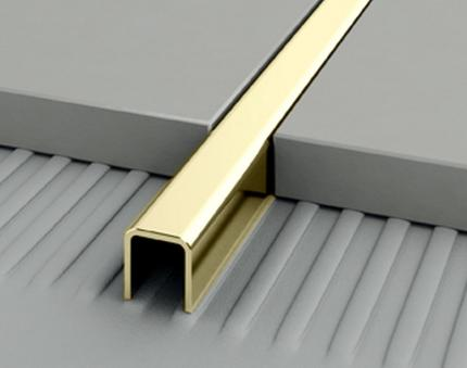Projoint U - Brass Profiles - 83763
