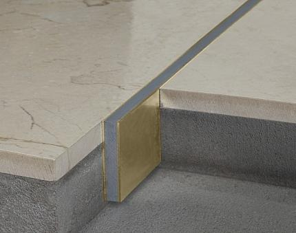Brass Profiles - Cerfix Projoint Dil STO/